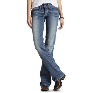 Hydraulic Gramercy jeans Slim Boot cut blue denim